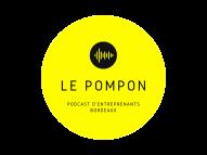 Logo podcast le Pompon